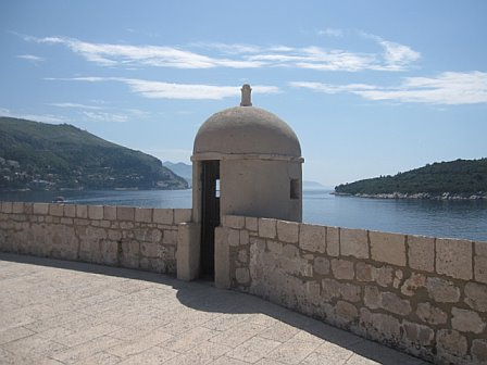 I believe this is in Dubrovnik.
