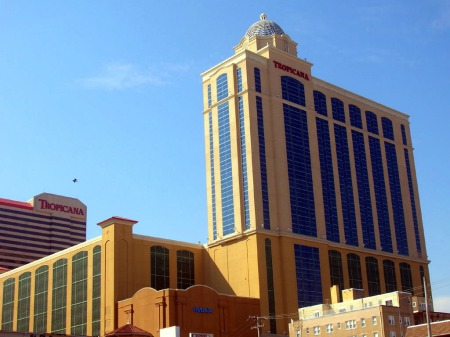 Tropicana's Havana Tower in Atlantic City